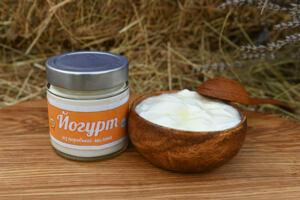 Йогурт натуральный органический