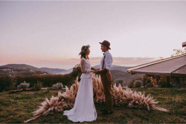 Свадьба на ферме