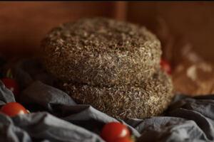 Сыр с травами альпийский
